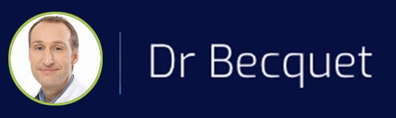 Profil Docteur Becquet - Chirurgien du pied - Oignon orteil - Hallux valgus