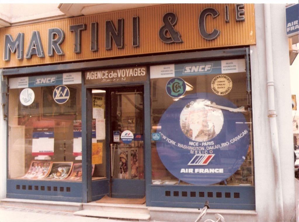 Après adhésion Selectour en 1985