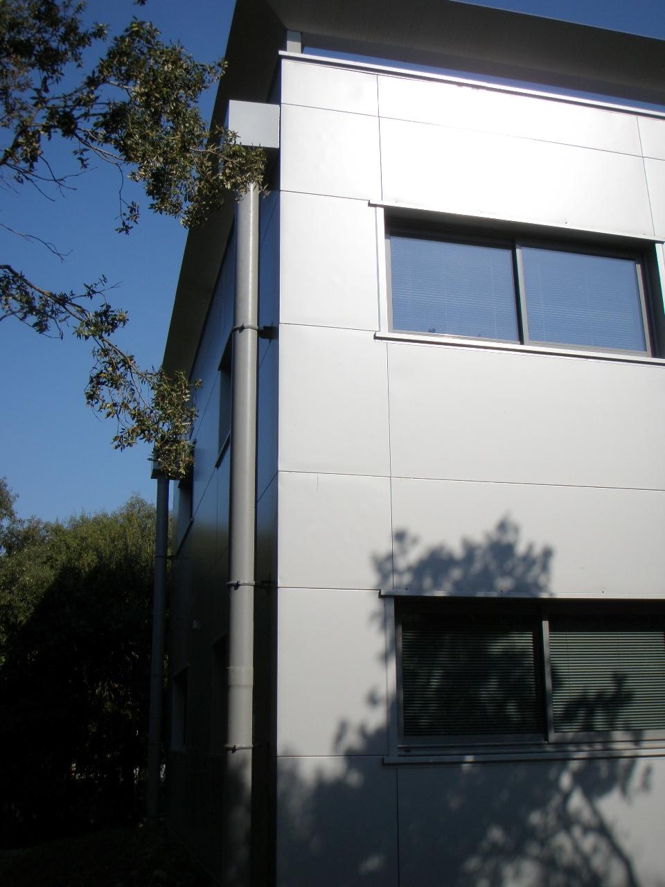 Le bâtiment 2 à Biot actuel siège social