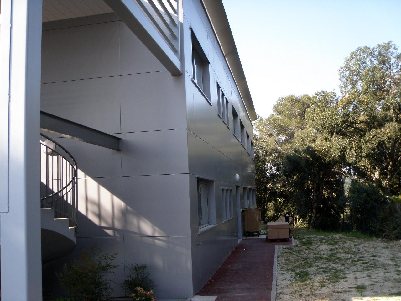 Le bâtiment 2 à Biot