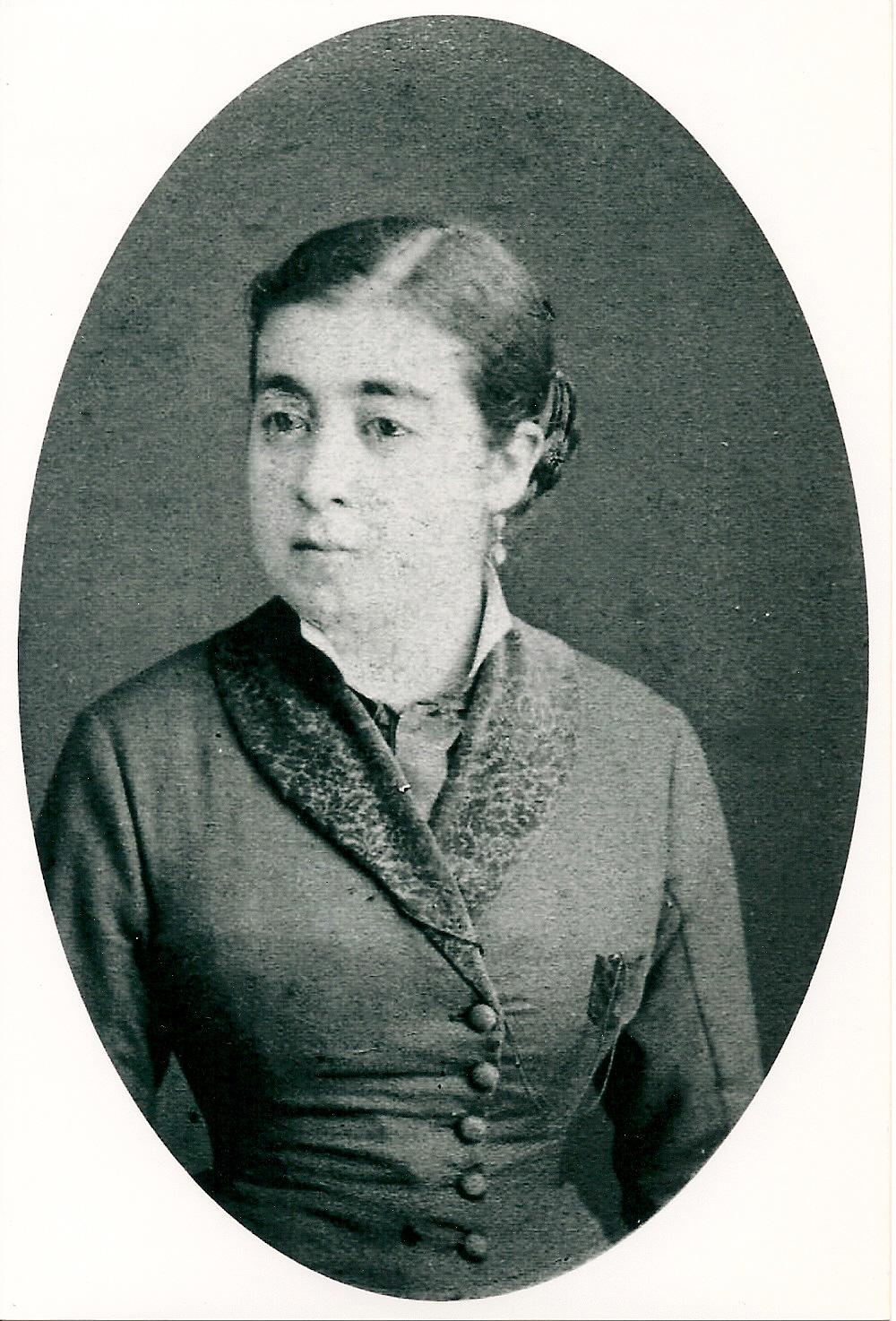 Vincentine BECCHI née MARTINI
