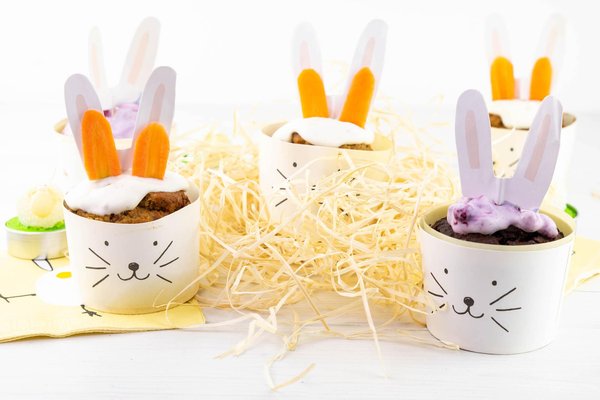 cours de cuisine pour enfants lapins de pâques