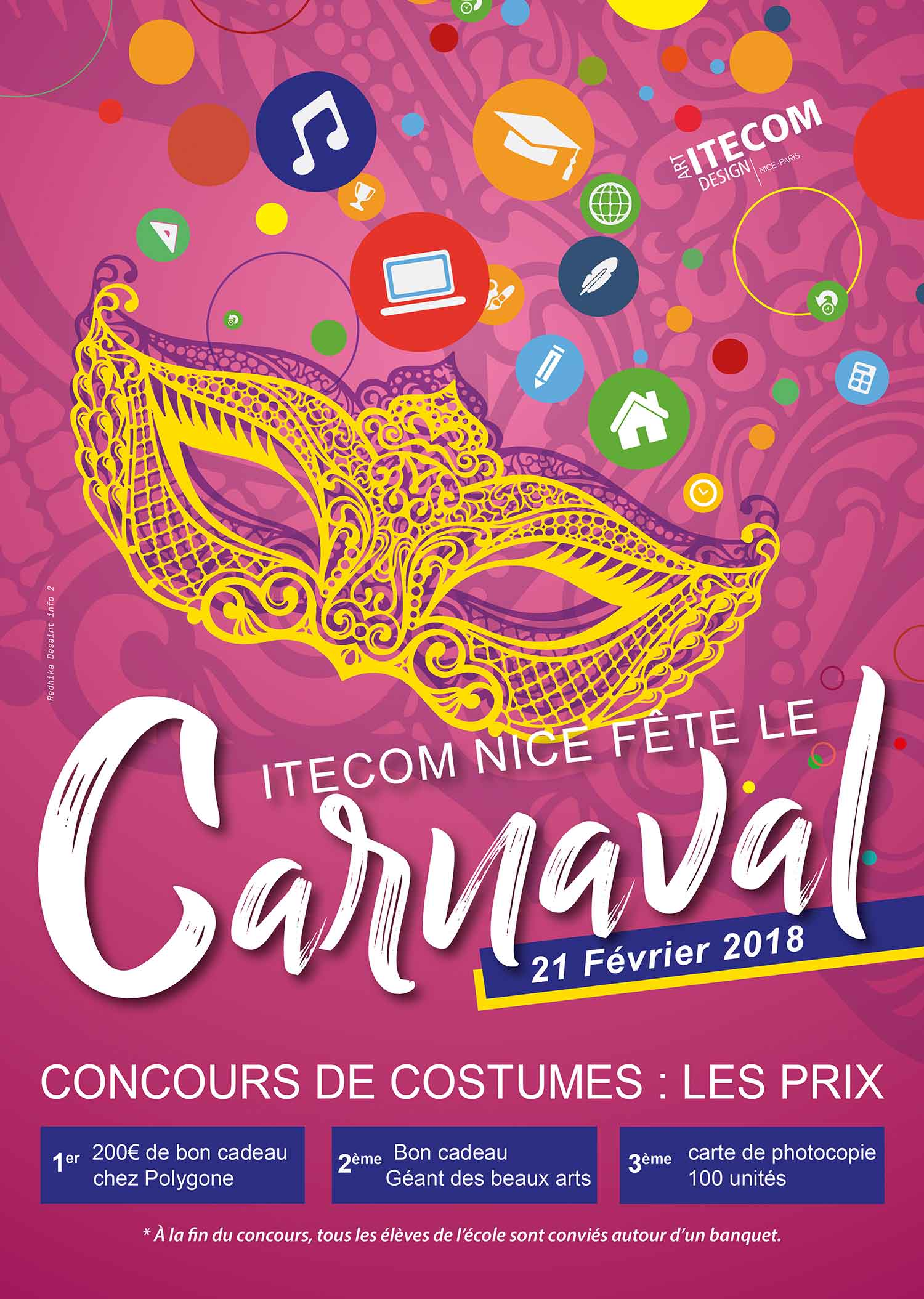 graphiste-radhika-publicite-nice-affiche-carnaval-rose-